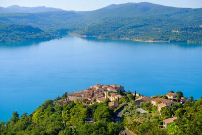 Campings rond lac de sainte croix - Office du tourisme lac de sainte croix ...
