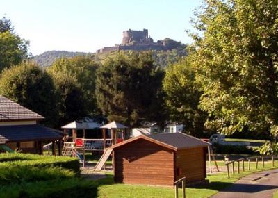 Camping Le Repos Du Baladin, Murol