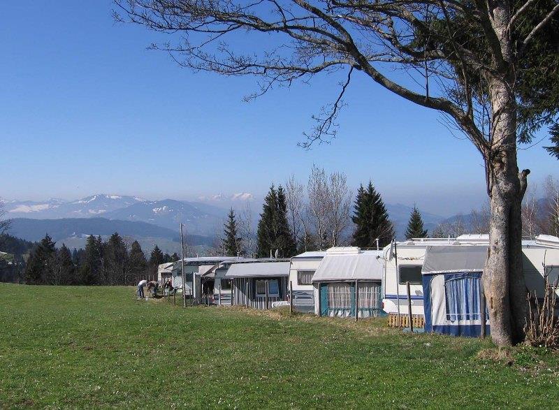 Camping Hochlitten, Riefensberg