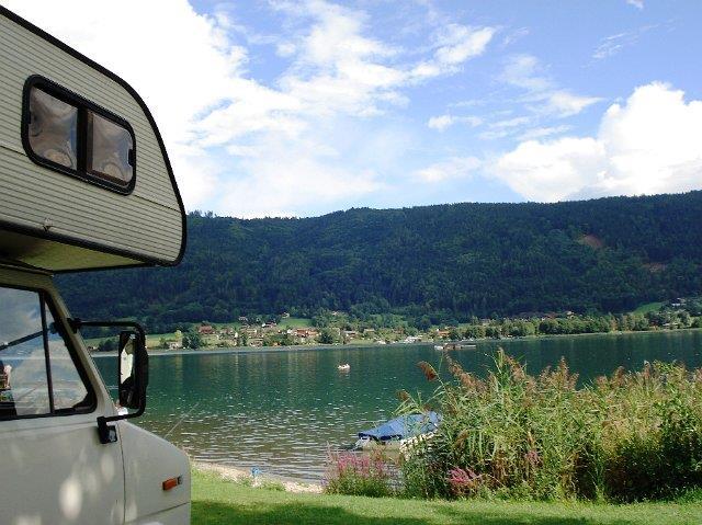 Camping Morgenfurt, Steindorf