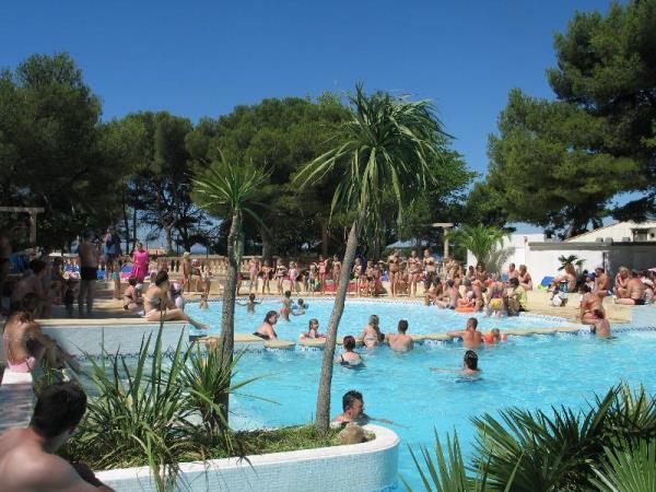 Camping Le Mas, Martigues