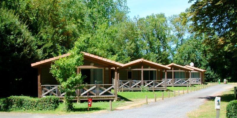 Camping Le Bois Dinot, Marans
