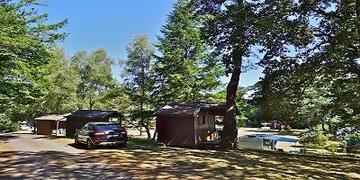 Camping La Roche Canillac, La Roche Canillac