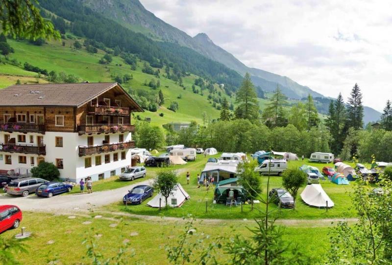 Camping Bergkristall, Prägraten am Grossvenediger
