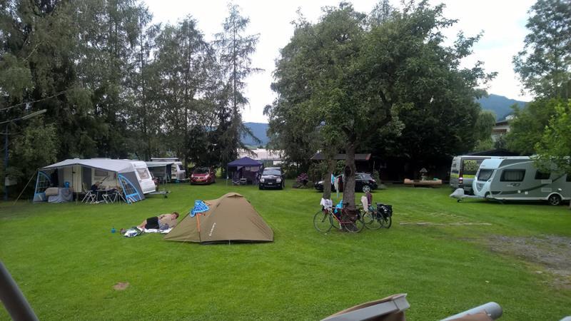 Camping Gasthof Pichler, Oberaich