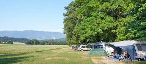 Camping L'Hirondelle, Menglon