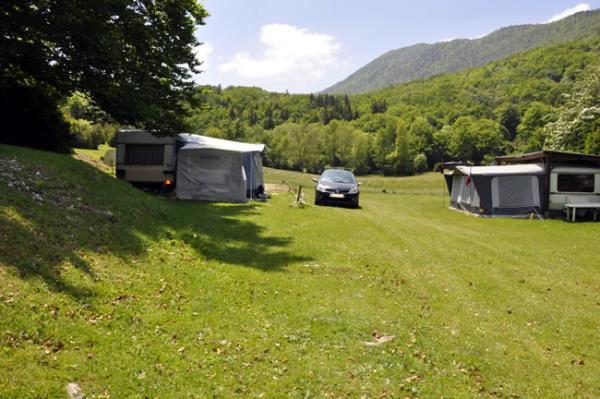 Camping Les Réveilles, La Chapelle-en-Vercors