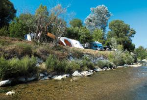 Camping Gervanne, Mirabel Et Blacons