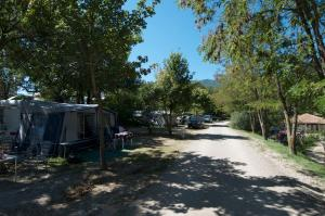 Camping Le Couriou, Recoubeau Jansac