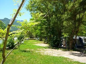Camping Les Acacias, Vercheny
