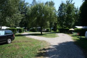 Camping Le Saumont, Ruffieux