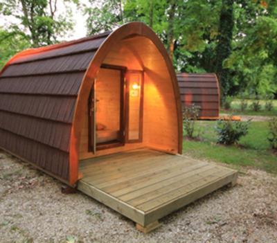 Camping Reine Mathilde, Etreham