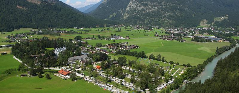 Camping Grubhof, St. Martin bei Lofer