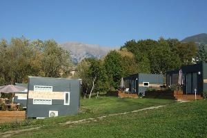 Camping Les Deux Bois, Baratier