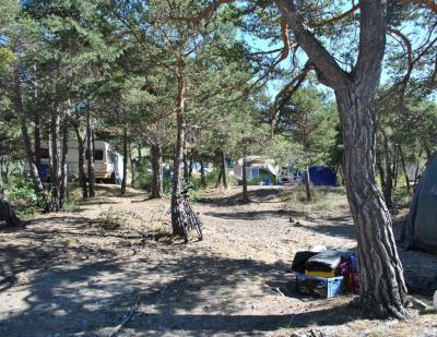 Camping La Garenne, Crots