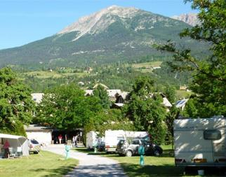 Camping La Vieille Ferme, Embrun