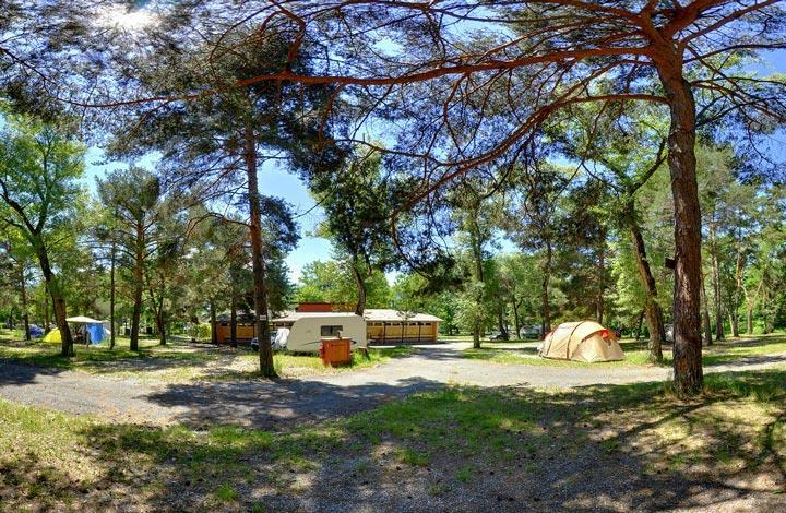 Camping La Clapière, Embrun
