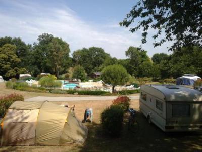 Camping Le Balcon De La Baie, Saint Marcan
