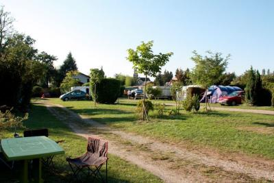Camping La Renouillere, Sciez