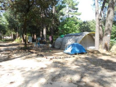 Camping La Simioune, Bollene