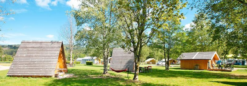 Camping Domaine De Longemer, Xonrupt Longemer
