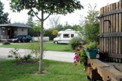 Camping Les Ceriselles, Vincelles