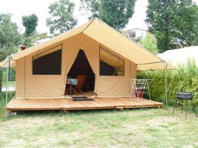 Camping La Vallée, Erquy