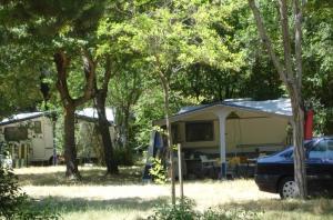 Camping Le Luberon, Apt
