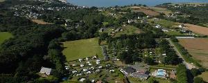 Camping Les Capucines, Saint-Michel-en-Grève