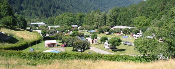 Camping Bourg-Saint-Maurice, Bourg Saint Maurice
