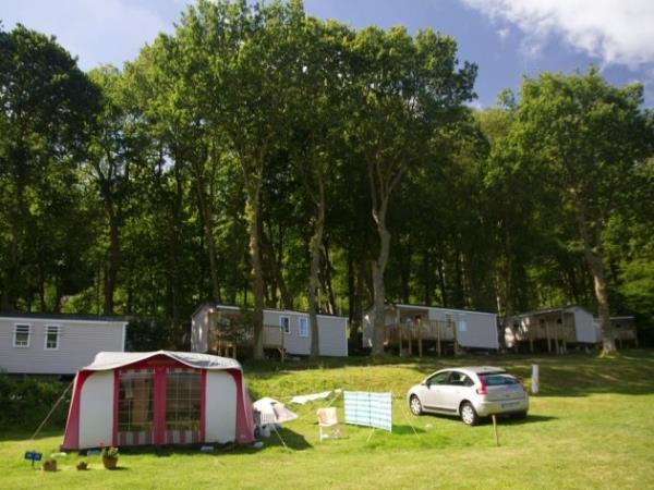 Camping La Chênaie, Yport
