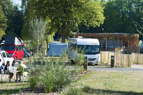 Camping De Strasbourg, Strasbourg