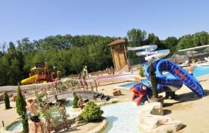 Camping Le Temps Libre, Bouge Chambalud
