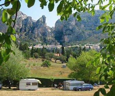 Camping Manaysse, Moustiers-Sainte-Marie