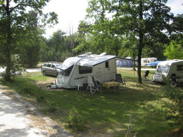 Camping La Motte, Le Fouilloux