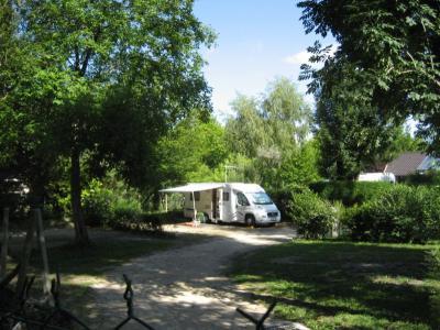 Camping Des Îles, Chanaz