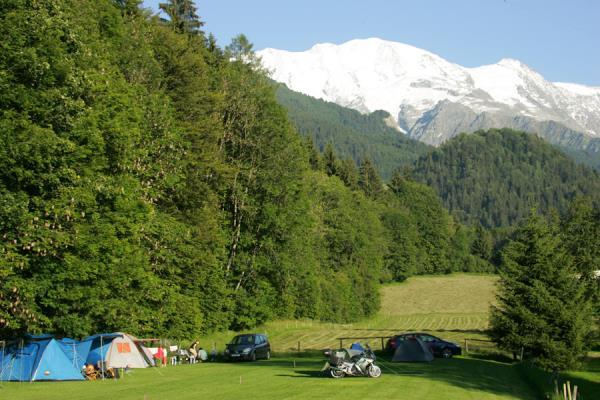 Camping Les Dômes De Miage, Saint Gervais Les Bains