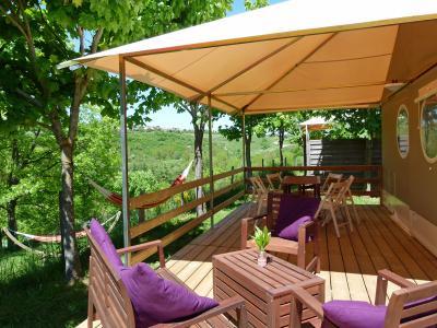 Camping Sites Et Paysages L'Oasis, Eclassan