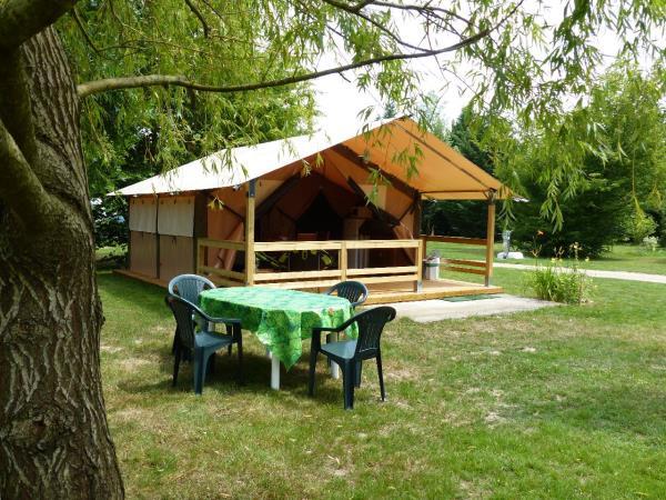 Camping Les Ripettes, Pont de Vaux