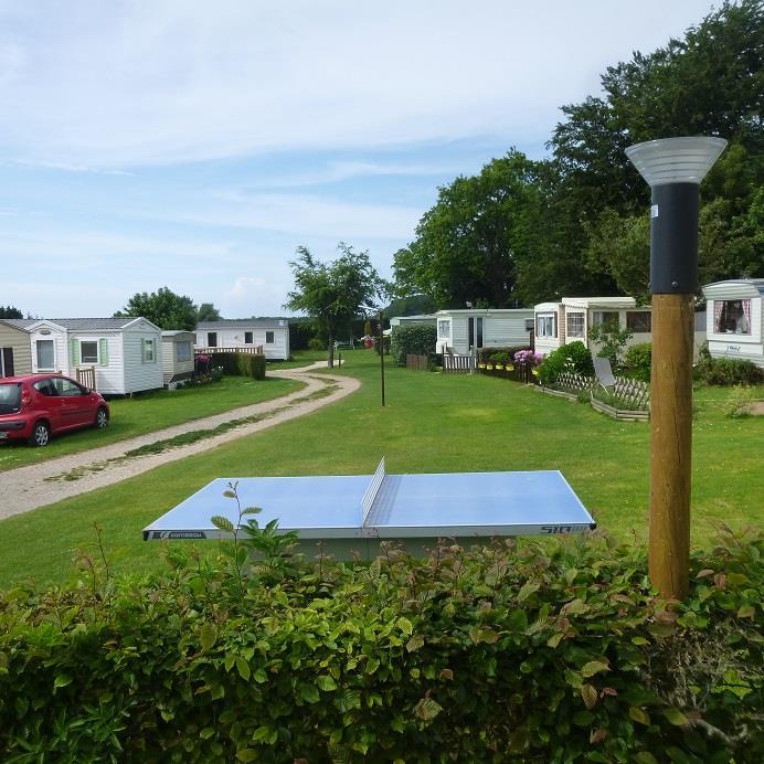 Camping Les Pommiers, Saint Leonard