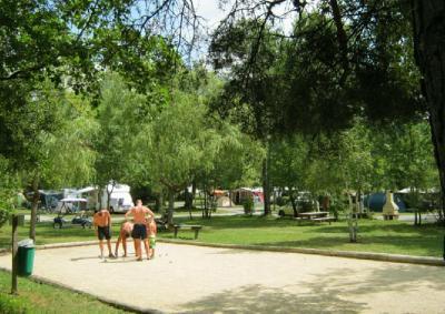 Camping Les Prairies, Seyne