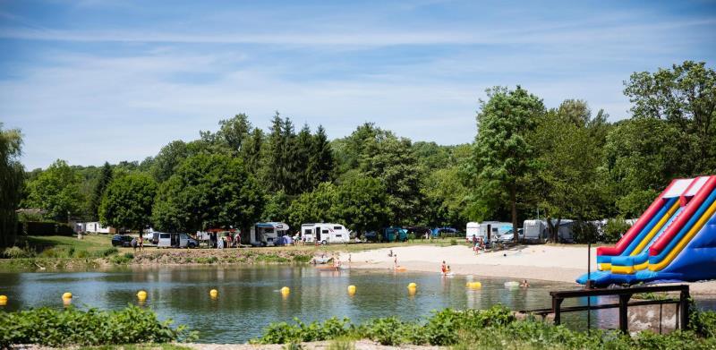 Camping Les Castors, Burnhaupt Le Haut