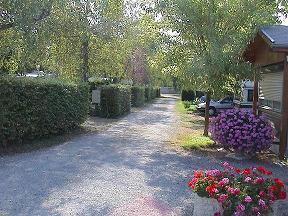 Camping Du Parc De La Chaumière, Heimsbrunn