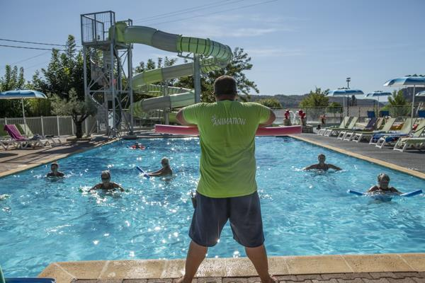 Camping Le Grillou, Rosieres