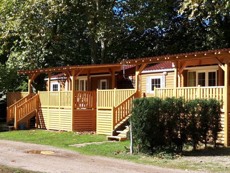 Camping Des 2 Rives, Etang Sur Arroux