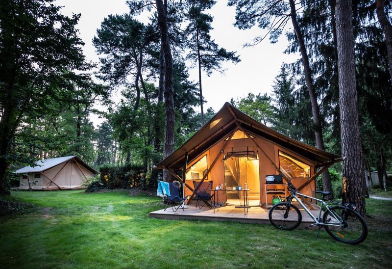 Camping La Pinède, Excenevex