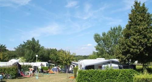 Camping La Châtaigneraie, Anneyron