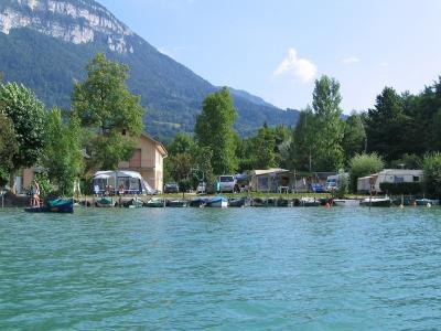 Camping Ferrand, Lepin Le Lac