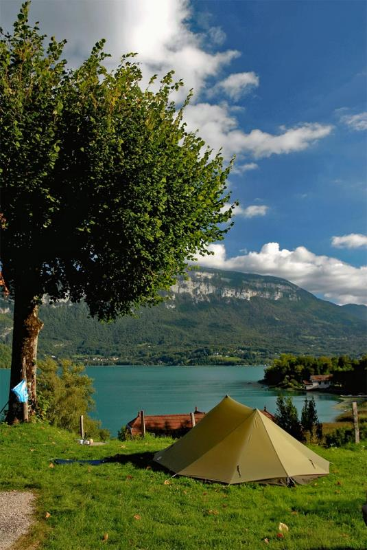 Camping L'Arbaz, Novalaise