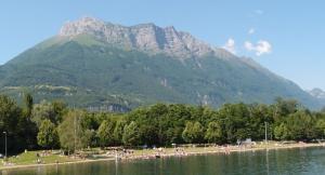 Camping Le Lac De Carouge, Saint Pierre D'Albigny